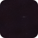 First picture of M31,                                Haris Farooq