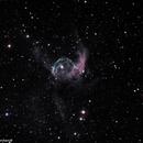 NGC 2359 Capacete de Thor 21-11.2020,                                Wagner