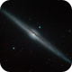 Needle Galaxy,                                Nikolay Vdovin