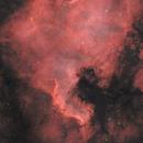 "NGC 7000 ""North America Nebula"" HaLRGB,                                Stefan-Harry-Thrun"