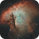 NGC 281,                                Bret Waddington