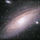 Andromeda,                                Kyle Williams