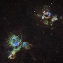 NGC 1935-1955 LMC,                                John Ebersole
