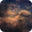 DWB 111 • Propeller Nebula in SHO,                                Douglas J Struble