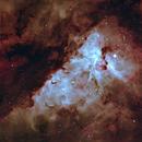 Eta-Carina Nebula,                                Mark