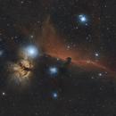 IC 434 Horse Head,                                Jeff Marcks