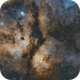 IC1318 Butterfly Nebula,                                alistairmac