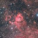 IC 1795 - Fish Nebula,                                rémi delalande