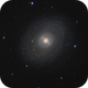 NGC 1398 (Barred spiral in Fornax),                                rhedden
