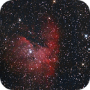 NGC 281 Packman,                                Tony Barlow