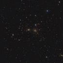 The Coma galaxy cluster, Abell 1656,                                Francesco Meschia