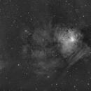 SH2-206 in HaO3-LRGB,                                  equinoxx