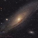 Andromeda Galaxy - Our Nearest Full Spiral Neighbor,                                Jon Rista