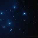 Messier 45 - Pleiades - Seven Sisters - Subaru - Matariki,                                Geoff Scott