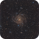 "IC 342 the Hidden Galaxy with 12.5"" CDK,                                Dieter333"
