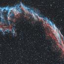 Eastern Veil Nebula Bicolor,                                Wes Higgins