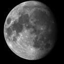 Lune du 21 octobre 2018,                                William Guyot-Lénat
