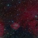 Gum 17 / Collinder 197 / NGC2626,                    Roberto Colombari