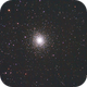 M92 Globular Cluster in Hercules,                                Michael Deyerler