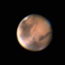 Mars animation 3-15-2014,                                Steve