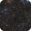 NGC 7640 in Andromeda - wide field,                                Markus Blauensteiner