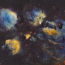 NGC 6334 - Cat's Paw Nebula,                                Rodrigo Andolfato