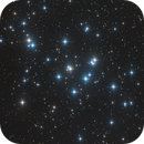 Messier 44: The Beehive Cluster,                                James Schrader