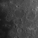 Lune: Ptolemée, Alphonse et Arzachel,                                galaga