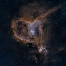 IC 1805 (Heart Nebula),                                André Bremer
