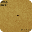 Mercury Transit in Sodium D,                                John O'Neal, NC Stargazer