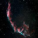 Eastern Veil Nebula,                                Kurt Bozkurt