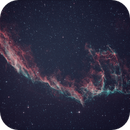 Nebulosa Velo dell Est,                                Giorgio Santoni