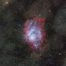 M8 - Nebulosa Laguna,                                Astrofotógrafos