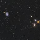 NGC5371 & Hickson68,                    Atsushi Ono