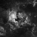 NGC7000 widefield,                                Ruben Jorksveld