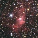 Bubble Nebula,                                Michael Finan