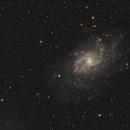 M33,                    StarDiver