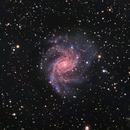 Fireworks Galaxy (NGC 6946),                                Ara