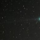 Comet Lovejoy Wide Field 2015-01-13,                                evan9162
