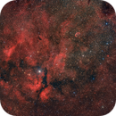 Sadr Widefield  - Deep Sky West Remote Observatory,                    Deep Sky West (Ll...