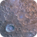 Tycho crater and surroundings,                                Dzmitry Kananovich