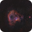 SH2-171 widefield (HSO RGB),                                Fritz