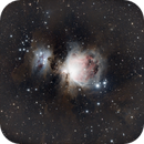 M42 Orion Nebula,                                Chris Nowland