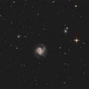 M61  T250 f/4  /  ATIK ONE  /  AZEQ6,                                Pulsar59