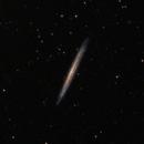 NGC 5907 - Knife Edge Galaxy,                                Michel Makhlouta