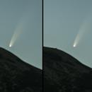 C2020 F3 Neowise comet,                                Alessandro Bianconi
