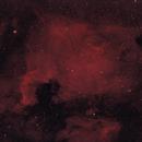 NGC 7000 North America Nebula,                                v3ngence