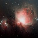 M42 - Orion Nebula,                                jimwgram