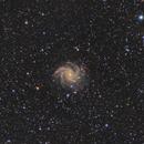 NGC6946 costellazzione Cefeo,                                Giorgio Baj