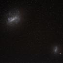 Magellanic Clouds,                                mra
